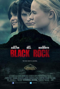 Black Rock Movie Poster