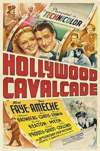 Hollywood Cavalcade Movie Poster