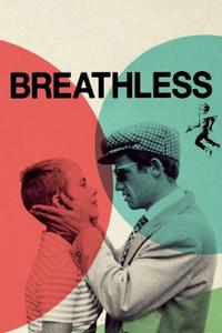 Breathless/ Band Of Outsiders Movie Poster