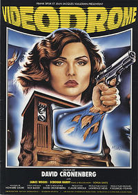 Videodrome / Existenz Movie Poster