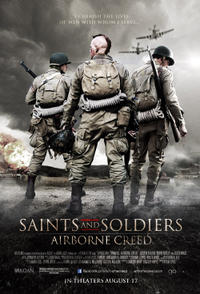 Saints and Soldiers: Airborne Creed Movie Poster