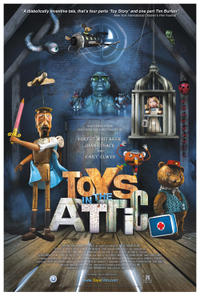 Toys in the Attic Movie Poster