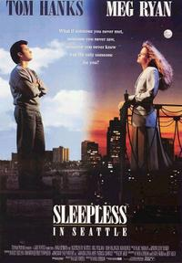 Sleepless In Seatle/ You've Go Movie Poster