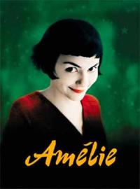 Amelie / A Self-Made Hero Movie Poster