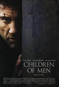 Children of Men / 1984 Movie Poster