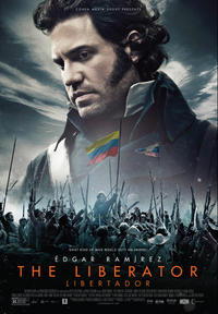 The Liberator (Libertador) Movie Poster