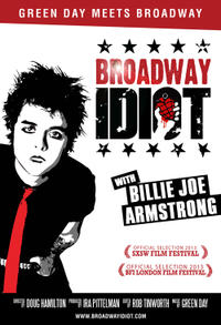 Broadway Idiot Movie Poster