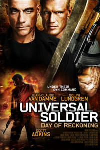 Universal Soldier: Day of Reckoning (2012) Movie Poster