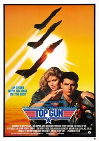 Top Gun / Days Of Thunder Movie Poster