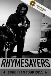 The Rhymesayers European Tour  Movie Poster