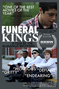 Funeral Kings Movie Poster