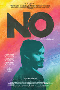 No (2013) Movie Poster