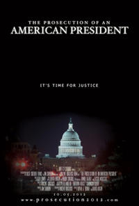 The Prosecution of an American President Movie Poster