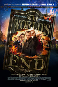 The World's End Movie Poster