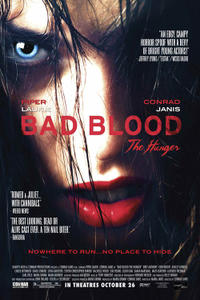 Bad Blood: The Hunger Movie Poster