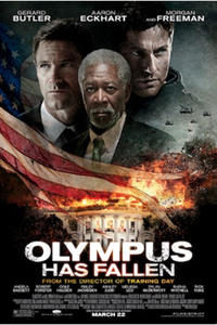 Olympus Has Fallen Movie Poster