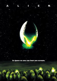 Alien Five Film Marathon Movie Poster