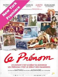 Le Prénom Movie Poster