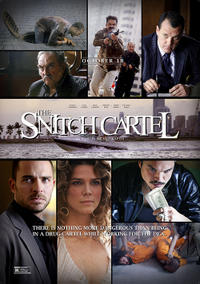 The Snitch Cartel (El Cartel De Los Sapos) Movie Poster