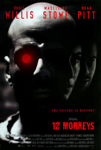Twelve Monkeys Movie Poster