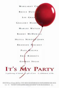 It's My Party Movie Poster