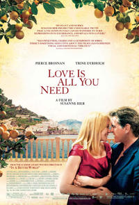 Love Is All You Need 2013 Movie Poster