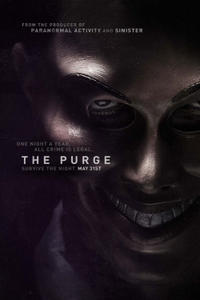 The Purge (2013) Movie Poster