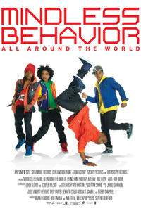 Mindless Behavior: All Around the World Movie Poster