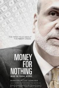 Money For Nothing: Inside The Federal Reserve Movie Poster