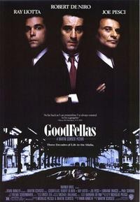 Goodfellas / Miller's Crossing Movie Poster