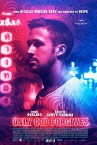 Only God Forgives Movie Poster