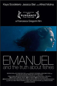 Emanuel and the Truth About Fishes Movie Poster
