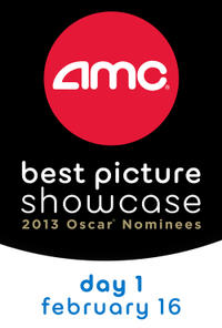 AMC Best Picture Showcase: 2013 Oscar® Nominees – Day 1 Movie Poster