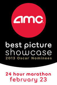 AMC Best Picture Showcase: 2013 Oscar® Nominees – Marathon Movie Poster