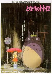 My Neighbor Totoro / Kiki's Delivery Service Movie Poster