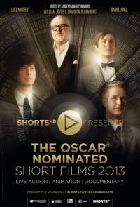 The Oscar Nominated Short Films 2013: Documentary Movie Poster