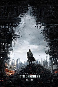 Star Trek Into Darkness Fan Sneaks Movie Poster
