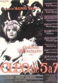 Cleo From 5 to 7 / Summer of '42 Movie Poster