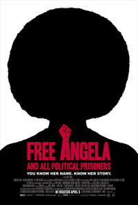 Free Angela and All Political Prisoners Movie Poster