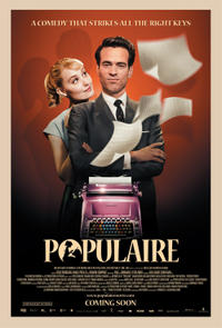 Populaire Movie Poster