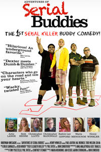Adventures of Serial Buddies  Movie Poster