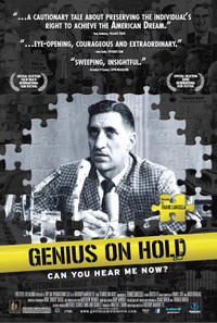 Genius on Hold Movie Poster
