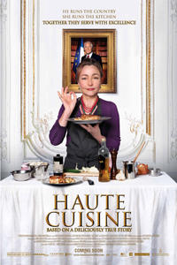 Haute Cuisine Movie Poster