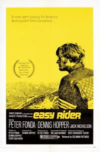 Easy Rider / Five Easy Pieces / The Last Detail Movie Poster