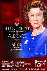 NT Live: The Audience Movie Poster