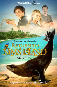Return to Nim's Island Movie Poster