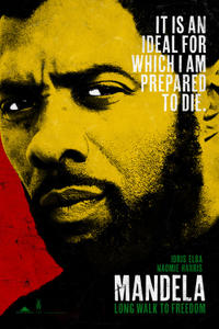 Mandela: Long Walk to Freedom Movie Poster