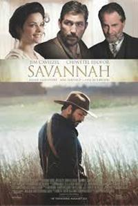 Savannah Movie Poster