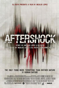 Aftershock Movie Poster
