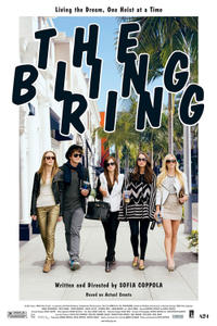 The Bling Ring Movie Poster